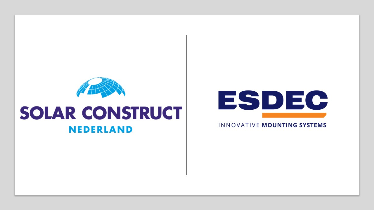 Esdec Solar Group neemt Solar Construct Nederland over