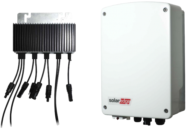 SolarEdge SE1000M, SE1500M, SE2000M + power optimizer